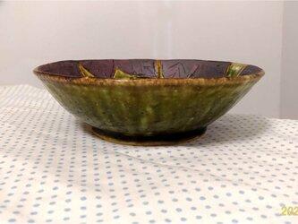 織部中鉢の画像