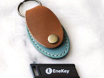 EneKey(エネキー)が入るキーホルダー No.4 ブッテーロの画像