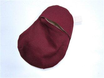 mame pouch M 「葡萄」〈在庫限り〉の画像