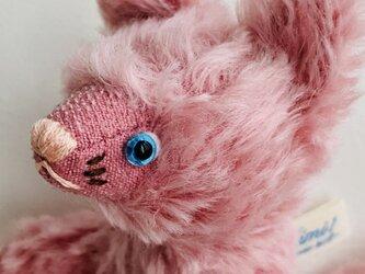 シャトン・フランボワーズ 子猫のぬいぐるみ 猫 ネコ ねこ プレゼント ギフト 贈り物の画像