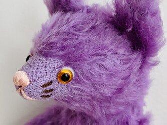 シャトン・レザン 子猫のぬいぐるみ 猫 ネコ ねこ プレゼント ギフト 贈り物の画像