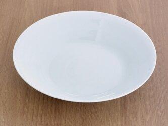 白磁 ボウル Mの画像