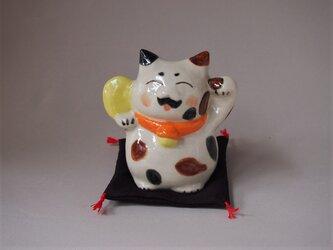 まねき猫 ヒゲ男爵 の画像