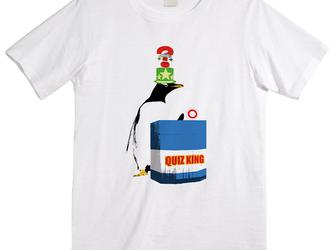 [Tシャツ] 早押しペンギンの画像