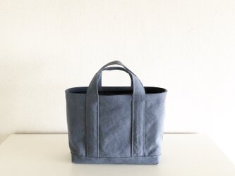 TOTE BAG (M) / coolgrayの画像