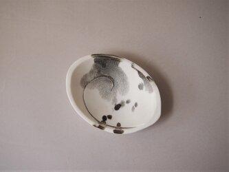 豆皿 RASENオーバルの画像