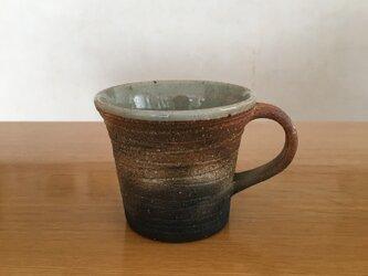 炭化焼成コーヒーカップの画像