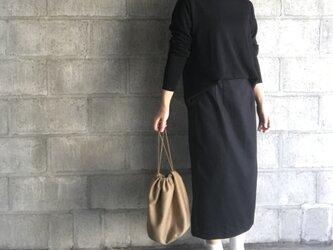 kinchaku bagの画像