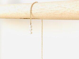 〔14kgf 〕three  ◻️   pearlの画像
