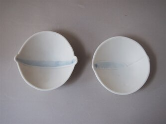 釉彩豆小皿の画像