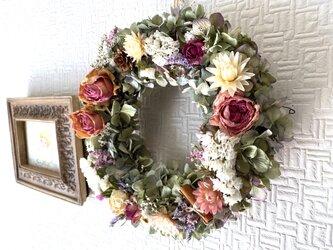 Flower Door 23cm ウェルカムスペースの画像