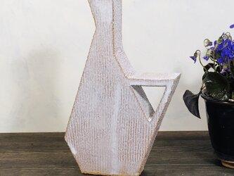 平行な花瓶、ワイン瓶の画像