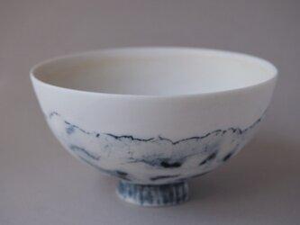 feeling blue 茶碗の画像