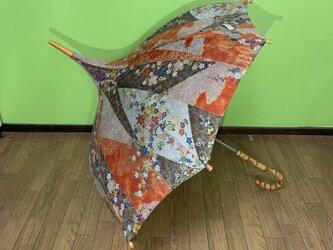 パゴダ日傘 de   着物 The「和」part二の画像