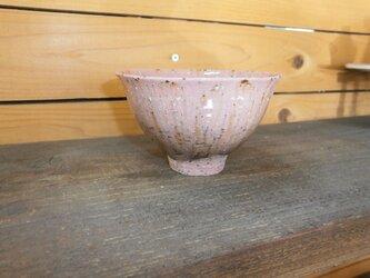白汀釉(はくていゆう)ごはん茶碗の画像
