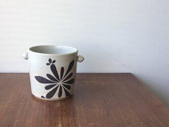 冷酒クーラー(呉須泥雪紋)の画像
