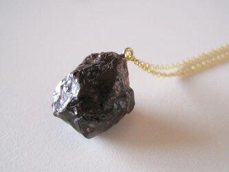 ガーネットの原石ネックレス/Congo 14kgfの画像