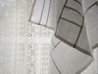 ポシャギ風クロス 約76×76センチの画像