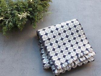 2重織りマフラー(スリム)の画像