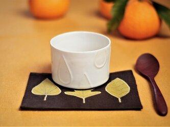 ツツ茶碗 水滴の画像