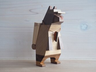 animal hikers : type BEAR / size : M / 山登りのクマ4の画像