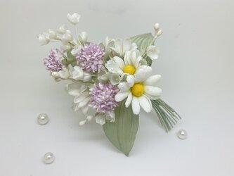 布bana✾スズラン&小花の画像