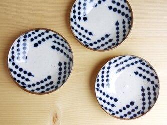 薬味皿 タマツナギ柄の画像
