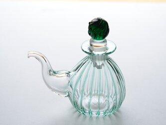 ボトル(ブルーグリーンライン)の画像