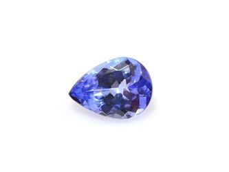 タンザナイト 1.29cts 大粒 ルース 天然石 12月誕生石 S-F088CI28の画像