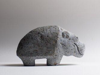 カバ190731 Hippo190731の画像