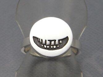 smile stamp ring2_Lの画像