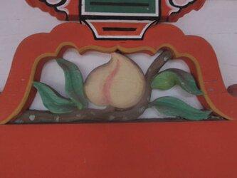八坂神社の3D飾りの画像