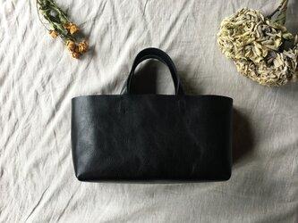 『tosca』 革袋 black S 肘掛けの画像
