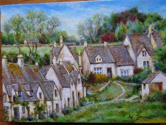 Bibury イギリスの画像