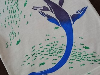 プレシオサウルス・Kids Tシャツの画像