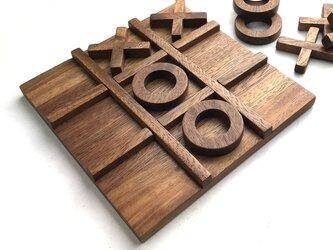 インテリア用 マルバツゲーム(Tic-Tac-Toe)の画像