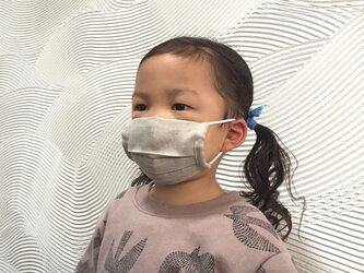 giaggiolo様専用 [生成] 幼児用リネンプリーツマスクの画像
