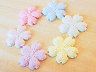 アロマストーン 桜 6個セットの画像