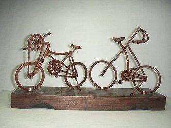 私の考えた自転車~2種 A&Bの画像