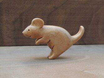 小さなネズミの置物 №1の画像