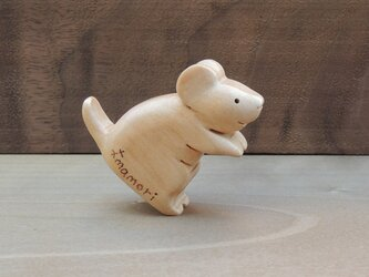 小さなネズミの置物 №2の画像