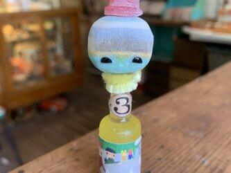 ボトルこけしの画像
