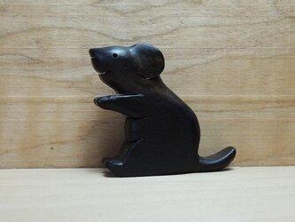 小さなネズミの置物 №3の画像