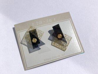 TOOLS Accessories - Black - イヤリングの画像