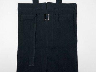 Hole Tack - tote bag - Dark Navyの画像