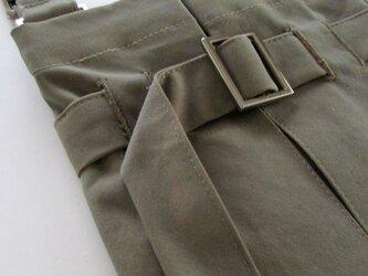 Hole Tack -  sacoche - Khakiの画像