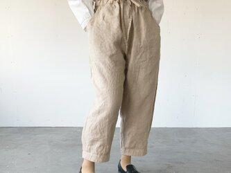 asabukuro pants [beige]の画像