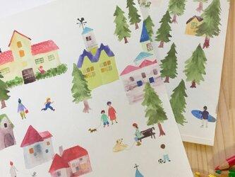 おさんぽレター2 大きい封筒の画像