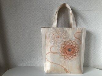 帯バッグ〜花鞠〜の画像
