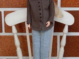 ★sale ジェニーのブラウンのジャケット他(2)の画像